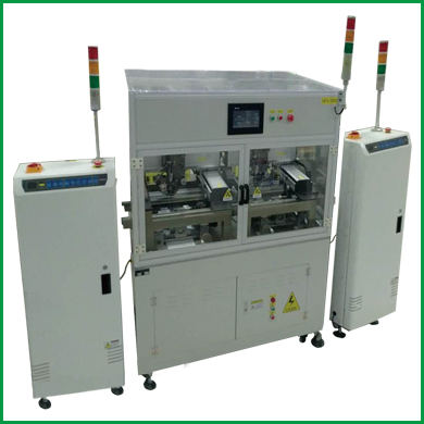 SF-3012 Full-automatic Bearing Rubber Lining Oiling Machine