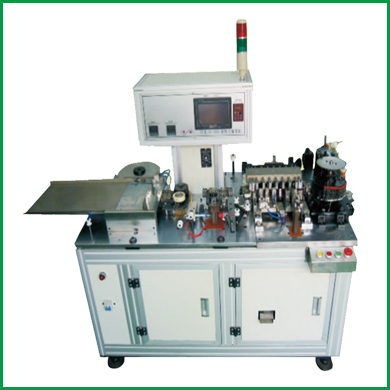 Reel Packing Axial Component Lead Cutting Machine Taping and