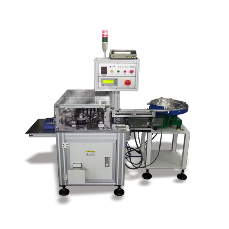 Automatic High Quality Component Lead Foot Bending Machine F