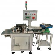 Automatic Resistor Lead Forming Machine FK Type